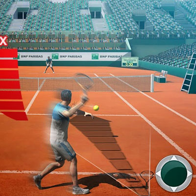 Playsoft - Roland-Garros Tennis Champions - IOS & Android
